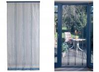 Moustiquaire Mosquito maille polyester 100x220 cm - gris