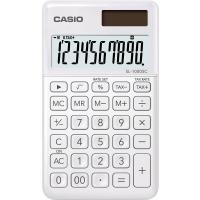 comparateur de prix Casio calculatrice de poche sl-1000sc-we-s-ep blanche