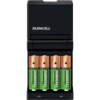 Comparateur de prix Chargeur universel duracell cef14. Incl. 2xaa 2xaaa