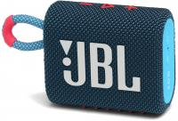 Nouveau JBL GO3 Bleu / Rose