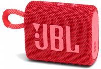 Comparateur de prix JBL GO3 Rouge
