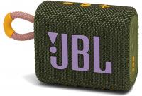 JBL GO 3 Green Enceinte Bluetooth