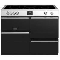 Piano de cuisson garanti 5 ans PPRECIDX110EISS STOVES  en solde