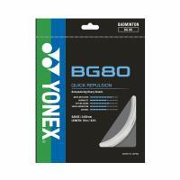 Comparateur de prix Yonex BG 80 Cordage pour raquette de badminton Blanc 10 m