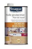 Huile Protectrice STARWAX Plan de Travail Incolore 500ml