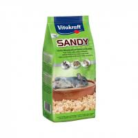 Vitakraft Sable de bain Sandy pour Chinchilla