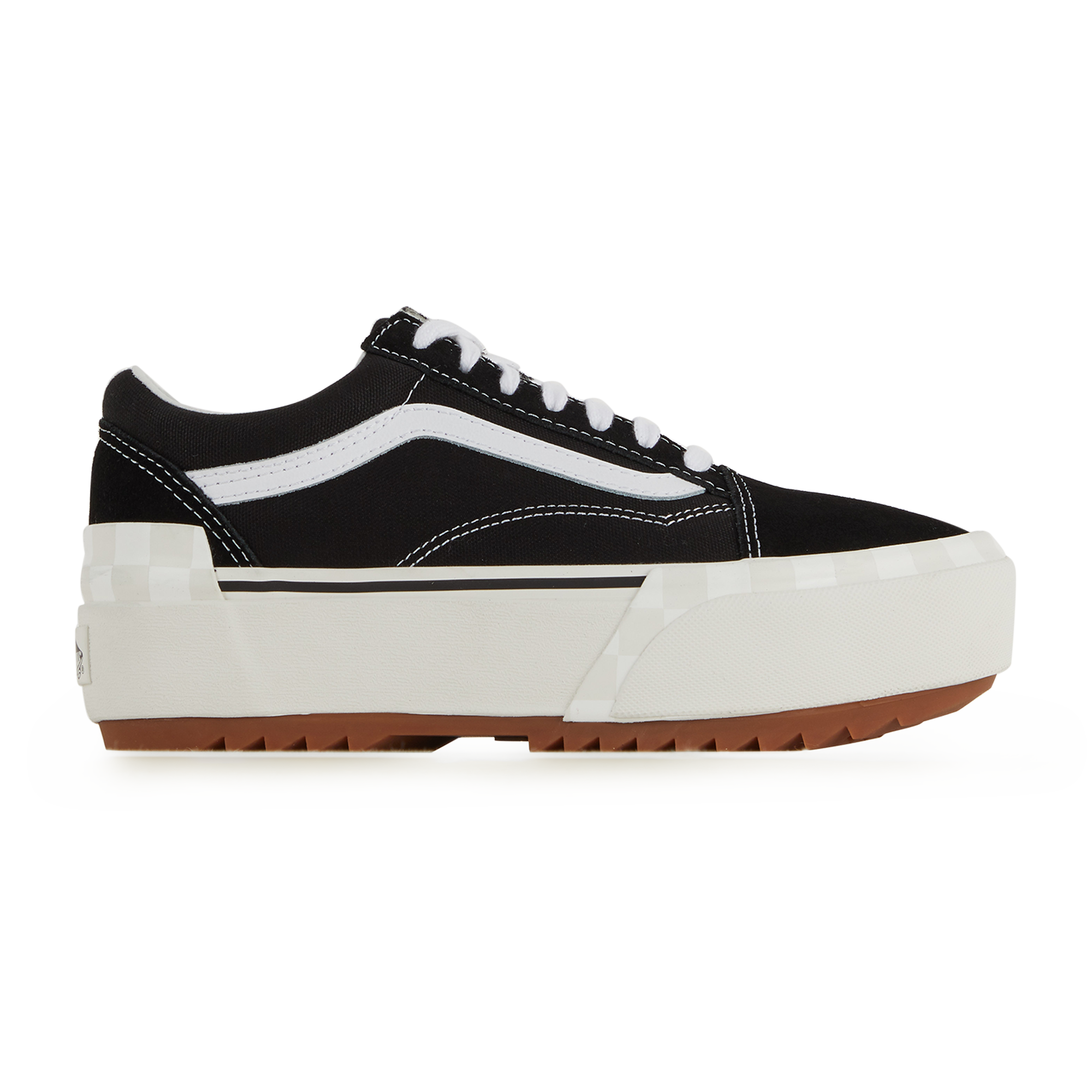 Vans Old Skool Stacked - Femme Chaussures VN0A4U155ZN 40 pas cher